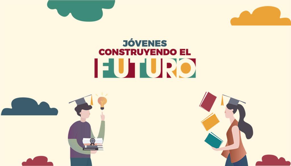 Convocatoria 2021 jovenes escribiendo el futuro