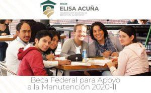 Comprueba los resultados de las Becas Manutención 2020-2