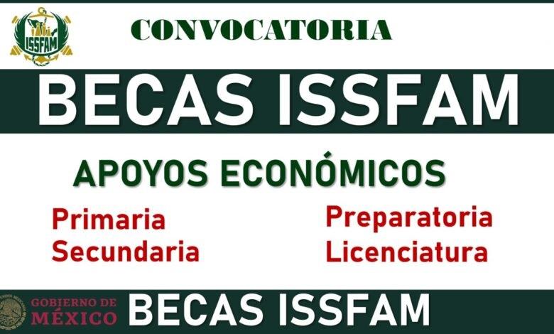 becas-issfam-requisitos-beneficios-y-convocatorias-