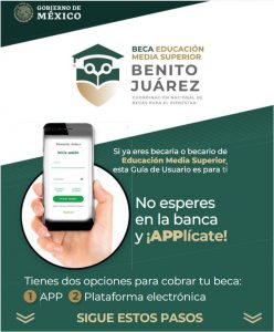 Beca Benito Juarez preparatoria 2021