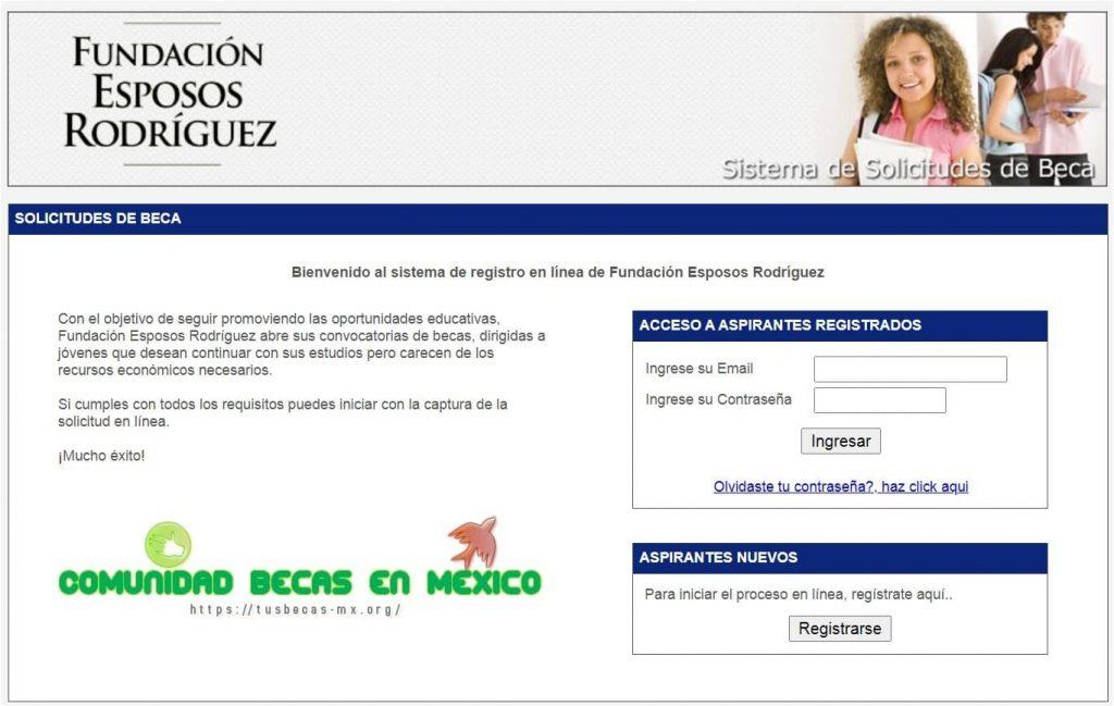 Beca universidad de Monterrey Sonora