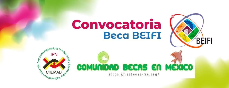 Becas BEIFI 2021 México