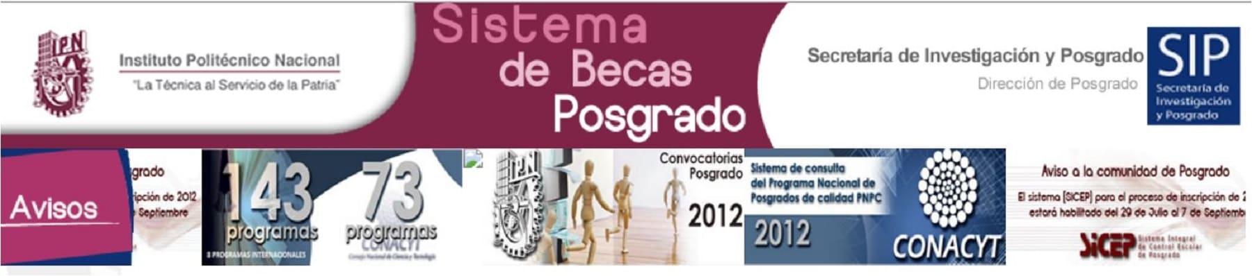 Becas IPN 2020