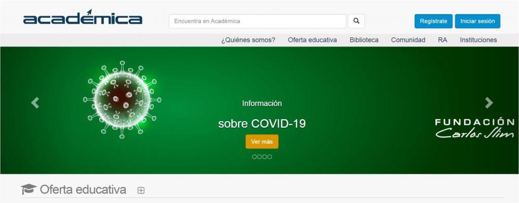 Portal academica.mx