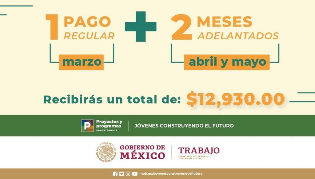 becas-mexico-2021-beca-construyendo-el-futuro-adelanta-pago