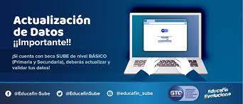 actualizacion de datos beca educafin guanajuato