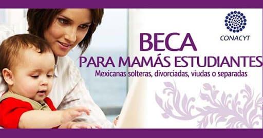 beca para madres de familia 2021