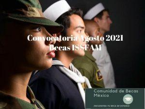 Beca ISSFAM 2021